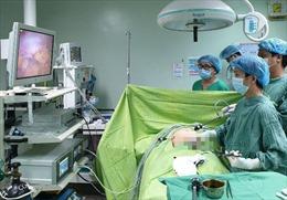 Cấp cứu thành công bệnh nhân viêm túi mật cấp kèm sốc phản vệ với thuốc gây mê
