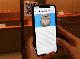 Trải nghiệm công nghệ mới tại Bảo tàng Ninh Thuận