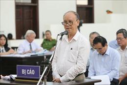 Đề nghị y án sơ thẩm với 2 nguyên Chủ tịch UBND thành phố Đà Nẵng