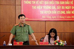 Bắt khẩn cấp bí thư đảng ủy xã là nghi can giết người, đốt xác phi tang