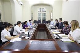 Phối hợp chặt chẽ tổ chức các hoạt động kỷ niệm 25 năm thiết lập quan hệ ngoại giao Việt Nam - Hoa Kỳ