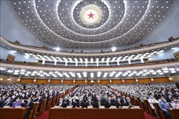 Bế mạc Kỳ họp thứ ba Quốc hội Trung Quốc khóa XIII