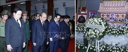Điện chia buồn nguyên Thủ tướng Chính phủ Lào Sisavath Keobounphanh từ trần