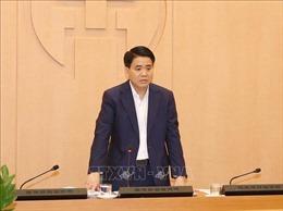 Hà Nội triển khai đồng bộ các biện pháp duy trì, phục hồi phát triển kinh tế