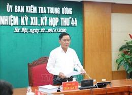 Đề nghị khai trừ ra khỏi Đảng đối với nguyên Thứ trưởng Bộ Quốc phòngNguyễn Văn Hiến