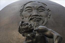 Quảng trường Hồ Chí Minh ở Moskva: Công trình độc đáo của tình hữu nghị Việt - Nga