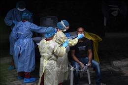 Số ca nhiễm mới virus SARS-CoV-2 tiếp tục tăng tại nhiều nước Đông Nam Á