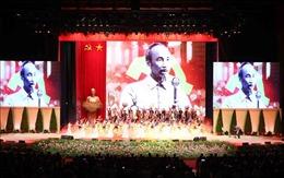 Lễ kỷ niệm trọng thể 130 năm Ngày sinh Chủ tịch Hồ Chí Minh vĩ đại