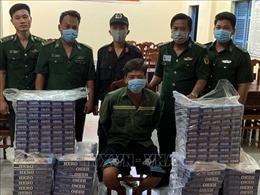 Điều tra, ngăn chặn hoạt động buôn lậu thuốc lá qua biên giới