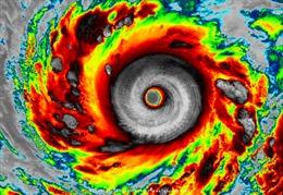 Bão lớn Vongfong đổ bộ vào Philippines