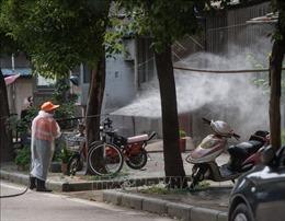 Thành phố Cát Lâm của Trung Quốc áp đặt hạn chế mới để phòng dịch COVID-19