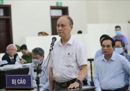 Xét xử phúc thẩm hai nguyên Chủ tịch UBND thành phố Đà Nẵng và Phan Văn Anh Vũ
