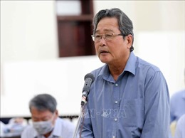 Phúc thẩm vụ án hai nguyên lãnh đạo Đà Nẵng: Thừa nhận giúp sức Phan Văn Anh Vũ thâu tóm đất