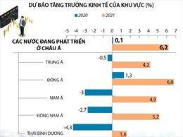 ADB: Khu vực châu Á đang phát triển chỉ tăng trưởng 0,1% năm 2020
