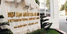 Đại học Quốc gia Hà Nội có trong danh sách 1.000 trường đại học hàng đầu thế giới
