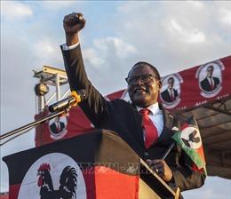 Thủ lĩnh phe đối lập Malawi thắng cử Tổng thống