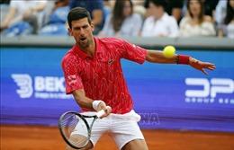 Tay vợt số một thế giới Novak Djokovic dương tính với virus SARS-CoV-2