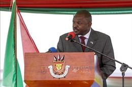 Tổng thống Burundi đột ngột qua đời ở tuổi57