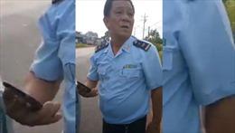 Phó Chi cục trưởng Chi cục Hải quan gây tai nạn giao thôngrồi bỏ chạy