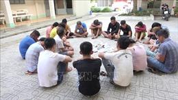 Triệt phá tụ điểm đánh bạc quy mô lớn ở Tây Ninh