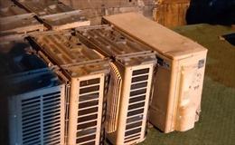 Bắt giữ vụ vận chuyển hàng điện lạnh không rõ nguồn gốc
