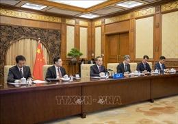 Đối thoại chiến lược cấp cao EU - Trung Quốc lần thứ 10