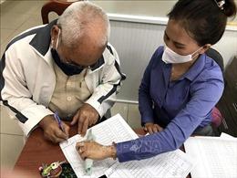 Đẩy nhanh tiến độ chi trả hỗ trợ người dân gặp khó khăn do đại dịch COVID-19