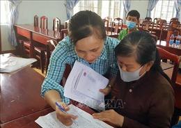 Trên 63 nghìn người gặp khó khăn do dịch COVID-19 tại Bình Phước được nhận tiền hỗ trợ
