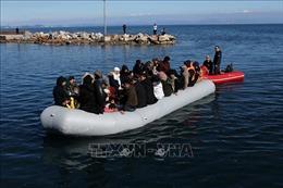Hy Lạp, Italy ký thỏa thuận về hải giới