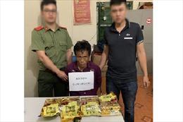 Liên tiếp bắt giữ 2 vụ vận chuyển ma túy số lượng lớn tại Sơn La