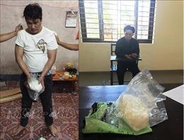 Liên tiếp bắt giữ các đối tượng mua bán, vận chuyển trái phép ma túy