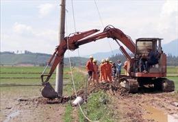Khắc phục hậu quả do lốc xoáy tại Phú Yên