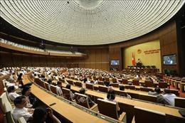 Quốc hội thông qua Luật Đầu tư (sửa đổi), cấm kinh doanh dịch vụ đòi nợ