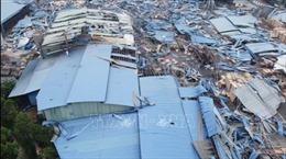 Xác định danh tính các nạn nhân, tập trung cứu chữa người bị thương vụ sập xưởng gỗ ở Vĩnh Phúc