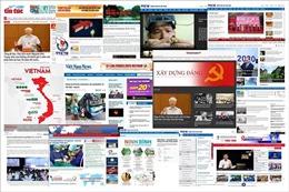Báo chí - Lực lượng tiên phong gắn kết hệ thống chính trị và nhân dân