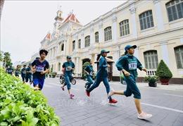 1.200 vận động viên tham gia Giải Việt dã truyền thống TP Hồ Chí Minh
