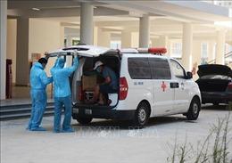 Bệnh viện Đà Nẵng đã chuyển trên 2.000 bệnh nhân và người nhà đến các khu cách ly