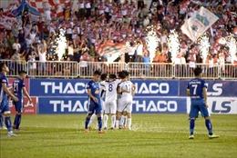 Giành 3 điểm trước Quảng Nam, Hoàng Anh Gia Lai lọt vào Top 3
