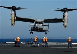 Mỹ phê chuẩn hợp đồng bán 8 trực thăng MV-22 Osprey cho Indonesia