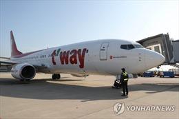 Tway Airlines sắp mở lại đường bay TP Hồ Chí Minh - Incheon