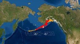 Động đất có độ lớn 7,8 ngoài khơi Bán đảo Alaska, cảnh báo sóng thần