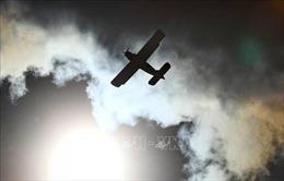 Rơi máy bay quân sự tại Tunisia, một phi công thiệt mạng