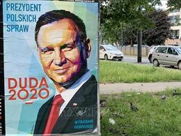Kết quả thăm dò vòng 2 bầu cử tổng thống Ba Lan