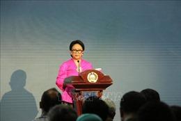 Ngoại trưởng Indonesia: ASEAN đang đối mặt với những thách thức ngày càng gay gắt