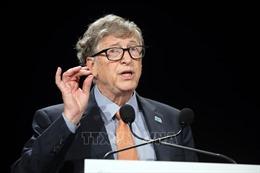 Tỷ phú Bill Gates: Cần hàng tỷ vaccine để bảo vệ thế giới trước dịch COVID-19