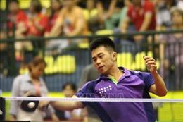 Nguyễn Đức Tuân giành HCV giải vô địch bóng bàn toàn quốc