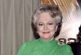 Nữ minh tinh 'Cuốn theo chiều gió' qua đời ở tuổi 104