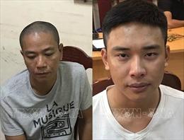 Khen thưởng đột xuất vụ truy xét, bắt giữ các đối tượng cướp ngân hàng tại Hà Nội