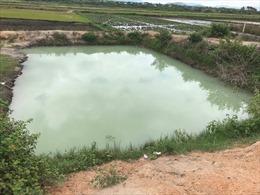 Hai trẻ em đuối nước tại hồ chứa nước tưới tiêu ởGia Lai