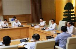 Khẩn trương xây dựng, ban hành chuẩn nghèo đa chiều giai đoạn 2021-2025